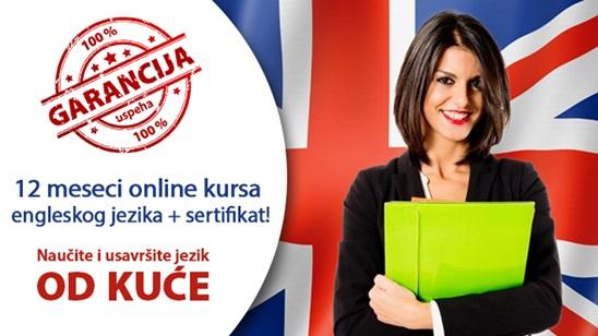 British Language Center: 12 meseci online kursa engleskog jezika i sertifikat!