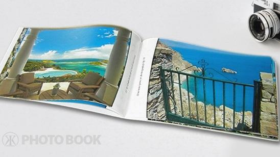 Foto album sa 40 fotografija sa natpisom uz svaku fotografiju!