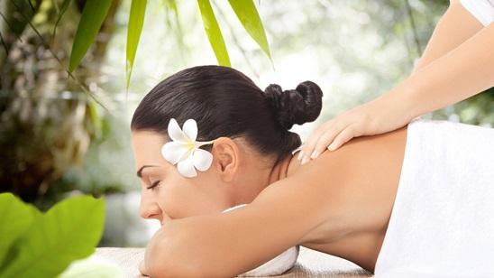 Relax ili terapeutska masaža leđa u salonu Lady 9!