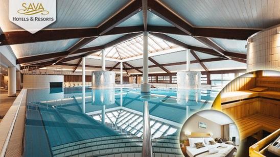Moravske Toplice, Hotel Termal 4*: 2 polupansiona za dvoje od 3.600 din i 172€!