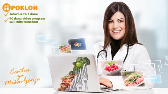 Kvantna analiza tela ili Nutricionistički pregled!