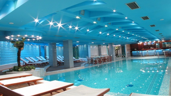 SPA dan u Wellness centru Hotela Park 5*!