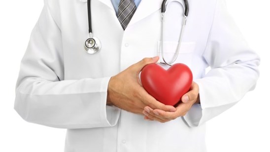 Klinički pregled kardiologa sa EKG-om!