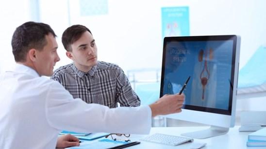 Klinički pregled urologa sa ultrazvukom testisa i urotrakta!