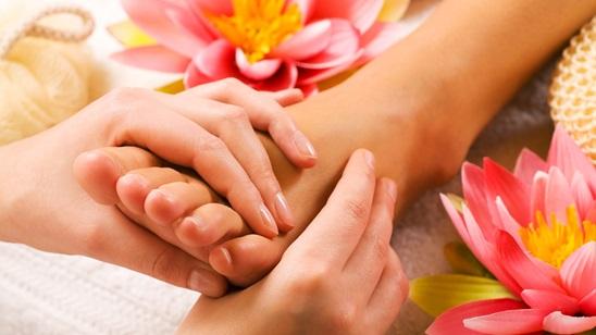 Refleksologija i masaža stopala!