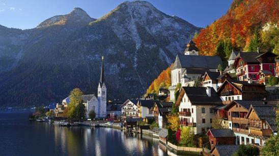 Jezera Austrije, Halštat i Volfgangze: 300din i 37€, izlet i prevoz!