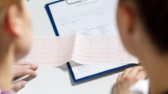 Pregled specijaliste interne medicine i EKG!