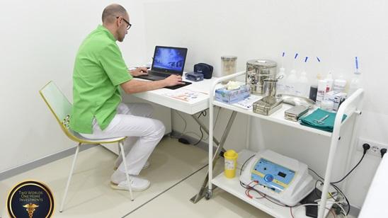 Merenja na Body Galaxy analizatoru, tumačenje i preporuka suplementacije u Solar Medical Centru!