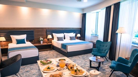 Sarajevo: Dva noćenja sa doručkom za dvoje u Radon Plaza hotelu 5*!