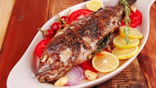 Brancin, dalmatinski prilog, riblja čorba i dezert za dvoje!
