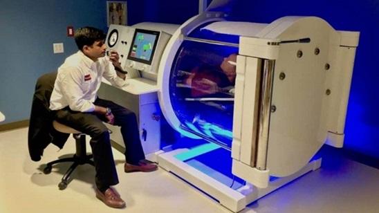 Tretman u Hiperbaričnoj komori!