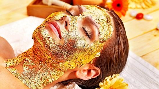 Raskošni Gold tretman lica 24-karatnim zlatom!