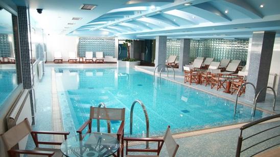 Wellness dan za dvoje u Wellness centru Hotela Park 5*!