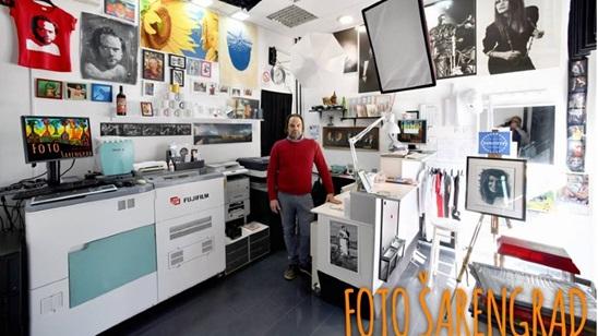 Izrada 50 fotografija u foto radnji Šarengrad!