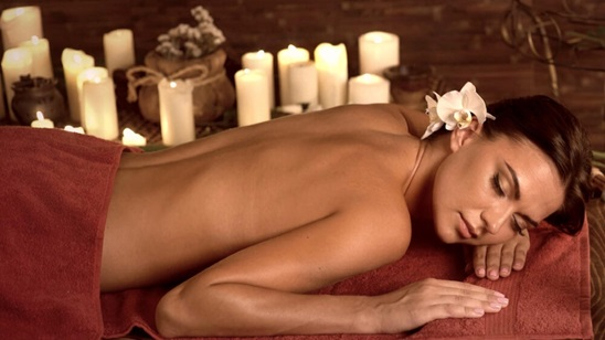 Spa relax masažni tretman hladno-ceđenim uljem!
