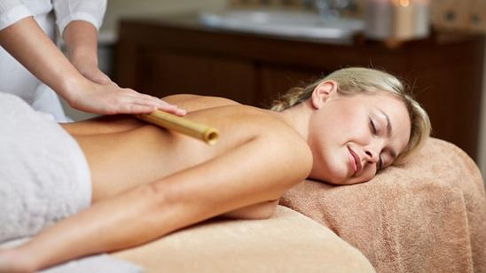 Masaža BAMBUSOM za poboljšanje tonusa kože i istezanje!