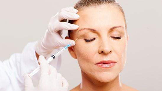 Tretman čela i regije oko očiju u Euromediku!
