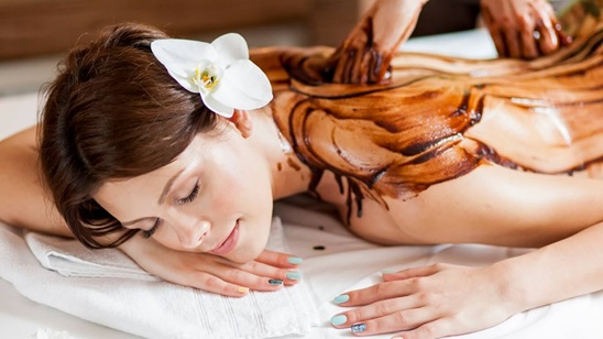 Relax masaža leđa čokoladnim uljima ili terapeutska masaža leđa!