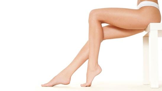 Kompletna depilacija nogu, ruku i dubokih prepona!