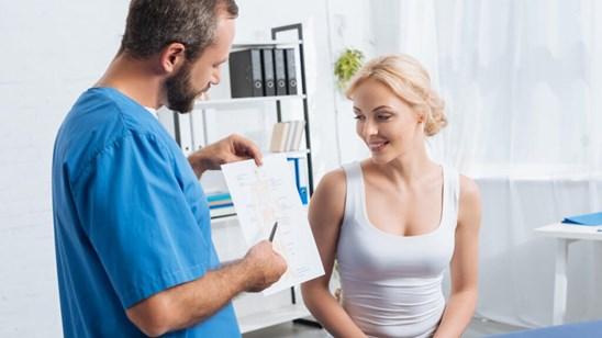 Pregled specijaliste fizikalne medicine sa konsultacijama!