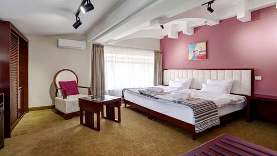 Beograd: Spa Night za dvoje sa polupansionom u hotelu Fortuna!