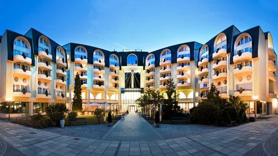 Rogaška Slatina: 2 polupansiona za dvoje u Grand Hotelu Sava***superior za 5.440 din i 184€!
