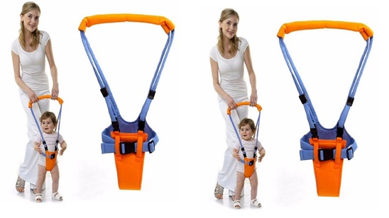 Moon Walk - Šetalica za bebe!