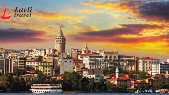 Istanbul: 890din i 115€, 4 noćenja sa doručkom i prevoz!
