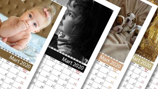 Izrada foto kalendara za 2020. godinu!