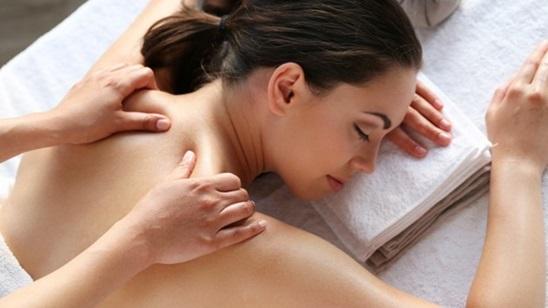 Medicinska masaža sa ultrazvučnim razbijanjem bolnih mesta!
