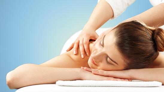 Terapeutska masaža leđa i masaža stopala!