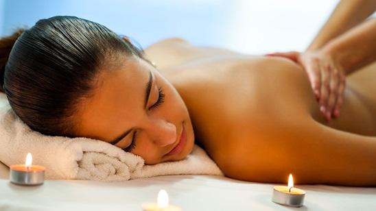 5 relax masaža u trajanju od 30 minuta!