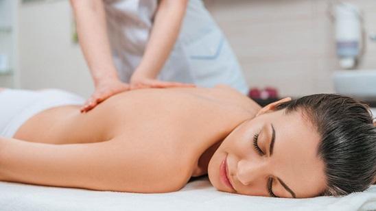 5 relax masaža tela!