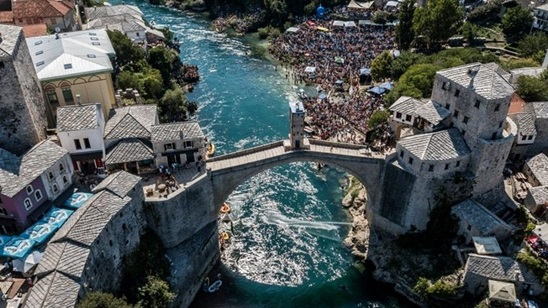 Mostar: 200 din i 47€, noćenje sa doručkom i prevoz!