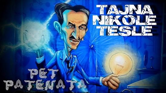 Escape story soba Nikola Tesla!