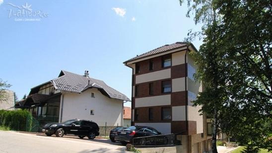 Zlatibor: Noćenje za 4 osobe u apartmanima Vile Petra!