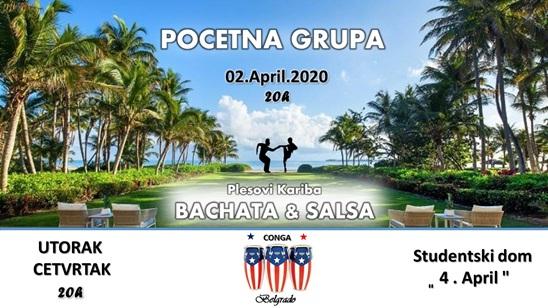 Salsa & Bachata!