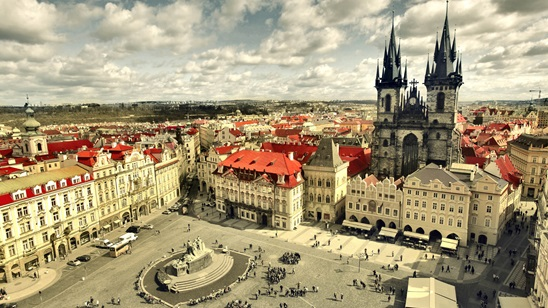 Prag: 490din i 65€, za 2 noćenja sa doručkom i prevoz!