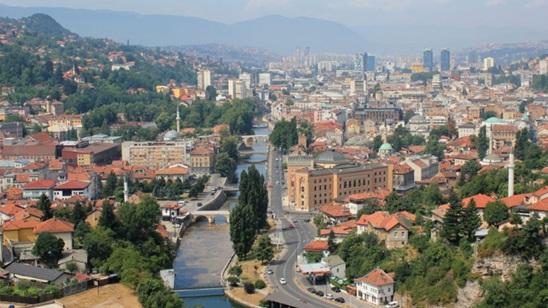 Sarajevo: 190 din i 39€, 1 noćenje i autobuski prevoz!