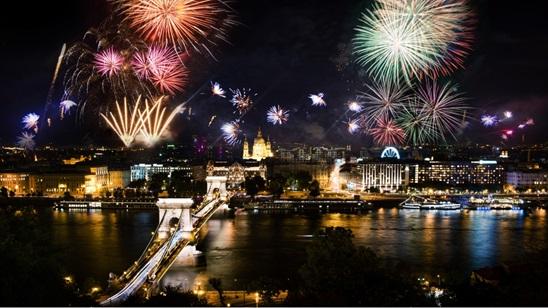 Budimpešta: Nova godina, 120din i 25€, izlet i prevoz!