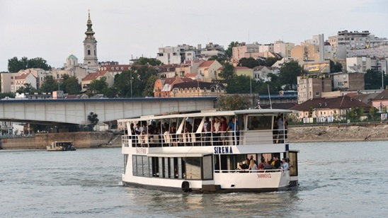 Krstarenje Savom i Dunavom brodom Sirena za dvoje za 190 din i 1.200 din!