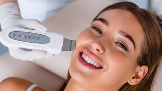 Tretman lica ultrazvučnom špatulom!