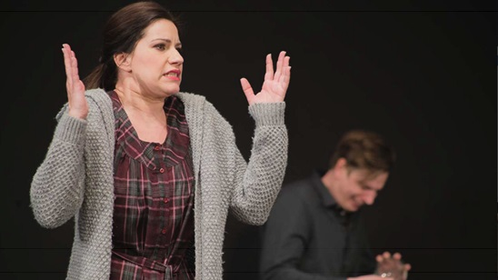 Pozorište Slavija: Predstava Šta ćemo sad 27.06.!